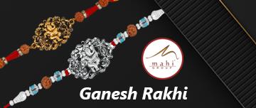 Religious Ganesha Rakhi